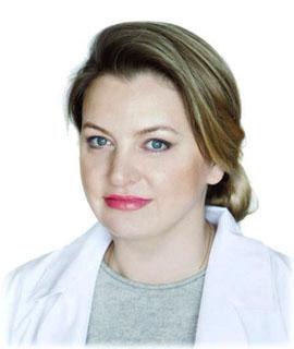 Андрианова Марина Юрьевна, пластический хирург