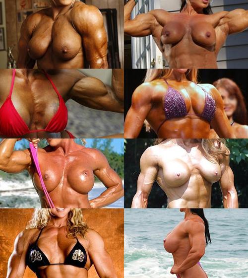 Бодибилдинг и увеличение груди: импланты под мышцей